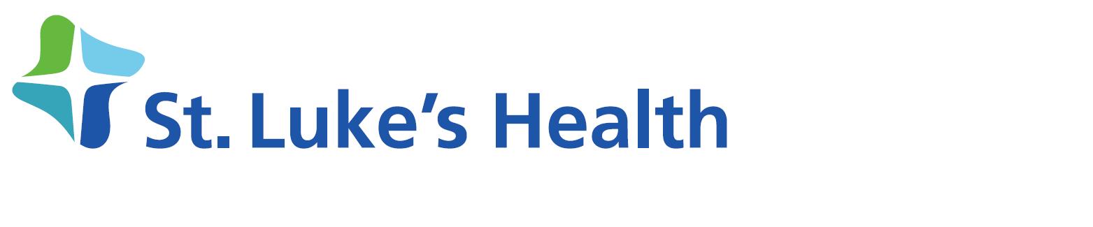 St. Luke's Health Logo